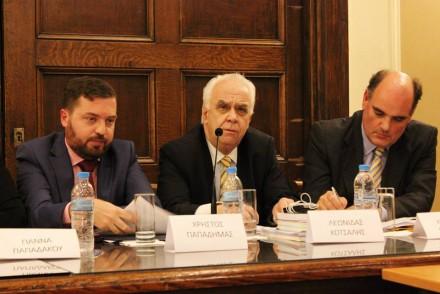 Στις 13 Απριλίου συμμετείχα στην κριτική επιτροπή για το debate που διοργάνωσε το περιοδικό Νομικός Παλμός με θέμα ''Αξιοποίηση των παρανόμως κτηθέντων αποδεικτικών μέσων Υπέρ ή Κατά''.