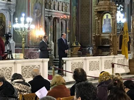Στην κοπή πίτας του Συνδέσμου Ιεροψαλτών Περιφέρειας Αττικής στις 22_01_2017