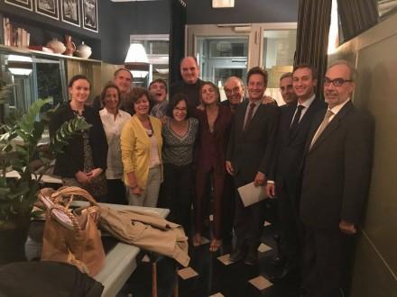 Ως Πρόεδρος της Ελληνικής Ένωσης Νομικών της Ενέργειας υπέγραψα στο Μιλάνο την Ίδρυση της Ευρωπαϊκής Ένωσης Δικαίου της Ενέργειας, μαζί με πολλές άλλες ευρωπαϊκές χώρες, στις 29 Σεπτεμβρίου 2017.