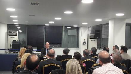 Συνάντηση Τομέα Οικονομικών, στις 23 Μαρτίου 2017.