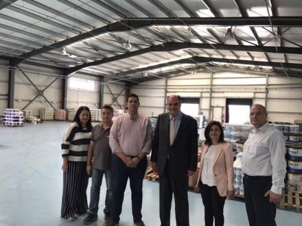 Από την επίσκεψη που πραγματοποίησα στο εργοστάσιο χρωμάτων Berling στα Οινόφυτα Βοιωτίας, στις 07 Ιούλιος 2017.
