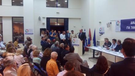 Από ομιλία για την Παιδεία σε εκδήλωση που οργανώθηκε από τη Δημοτική Παράταξη ''Η Αθήνα είμαστε εμείς''