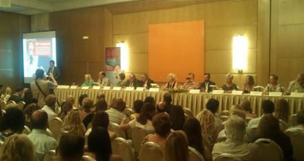 Aπό τη συμμετοχή μου στο 31ο Συνέδριο Ξένων Γλωσσών (Εuropalso) που πραγματοποιήθηκε,στις 28 Αυγούστου 2016.
