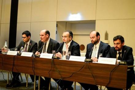 6ο Πανελλήνιο Συνέδριο της Ένωσης Ελλήνων Νομικών e- Θέμις , στις 01 Μαΐου 2015.