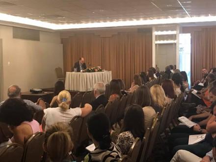 Ομιλητής στο 7ο Πανελλήνιο Συνέδριο Επιστημών Εκπαίδευσης,στις 17 Ιουνίου 2017.