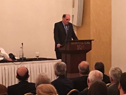 Από την ομιλία μου στα Γιάννενα,μετά από πρόσκληση του Τομέα Παιδείας της ΝΟΔΕ Ιωαννίνων και της Τομεάρχη Ελένης Σιάση. Παρέστησαν ο Βουλευτής Ιωαννίνων Κώστας Τασούλας,στις 09 Σεπτεμβρίου 2016.